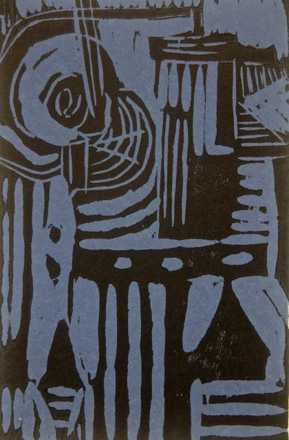 Albert Hennig | Untitled | woodcut | signed| 29.5 x 20.5