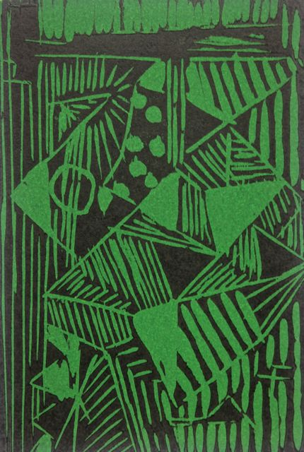 Albert Hennig | Untitled | woodcut | signiert | 29.5 x 20.5